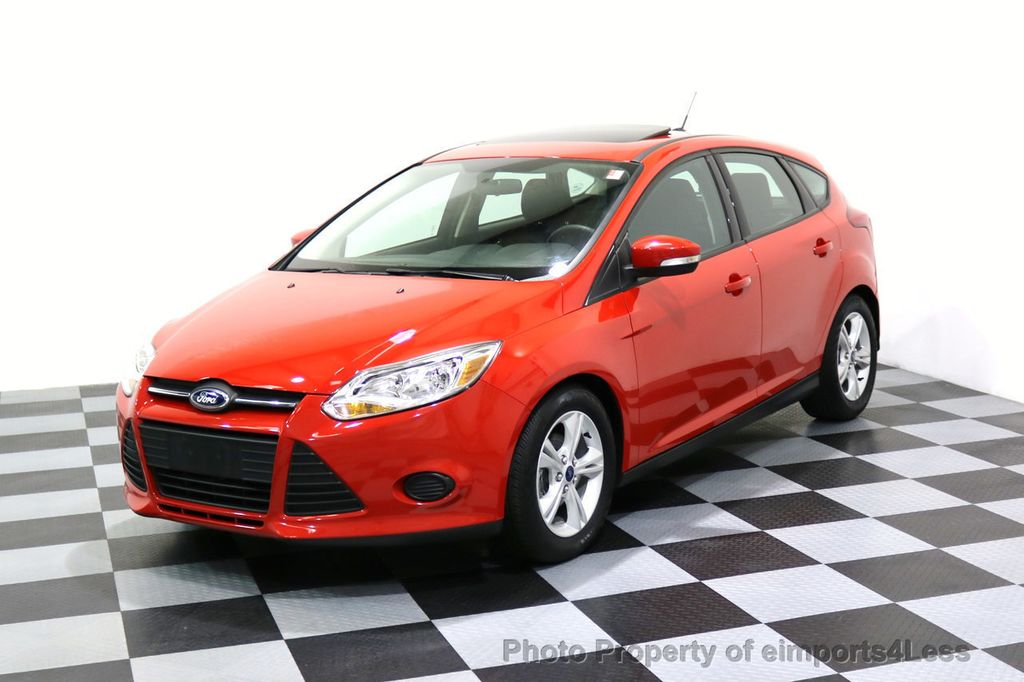 2014 Ford Focus CERTIFIED FOCUS SE SUNROOF - 17275699 - 24
