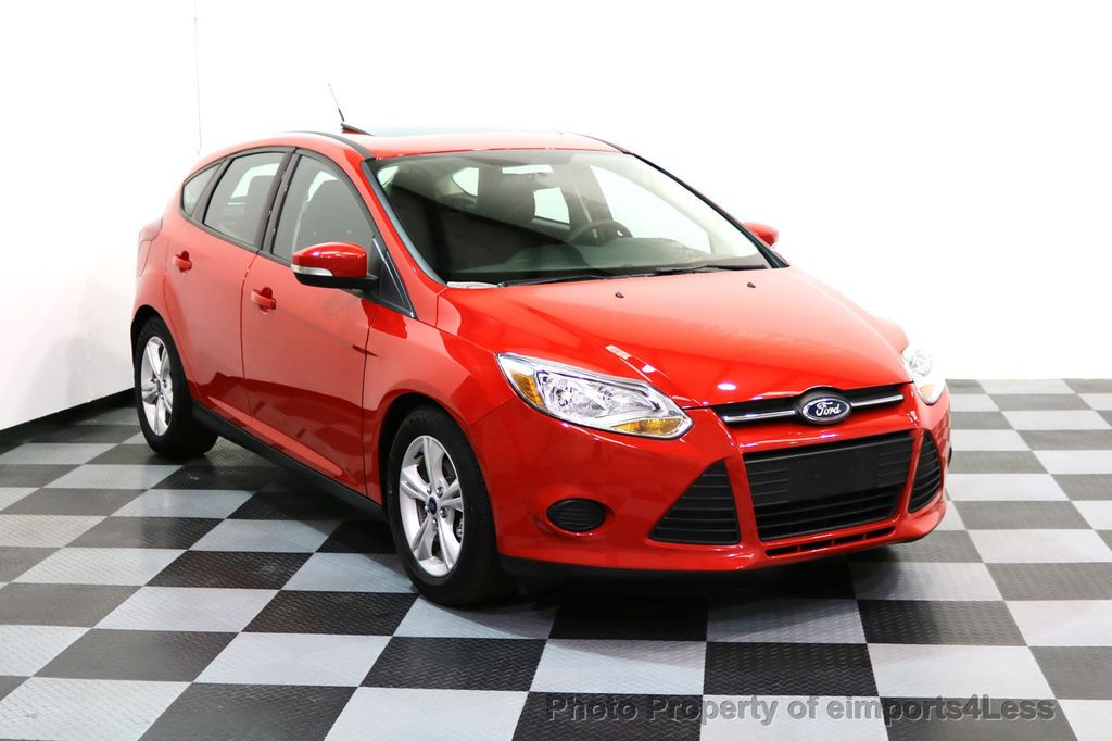 2014 Ford Focus CERTIFIED FOCUS SE SUNROOF - 17275699 - 25