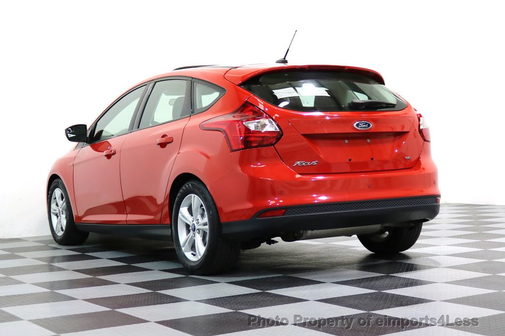 2014 Ford Focus CERTIFIED FOCUS SE SUNROOF - 17275699 - 26