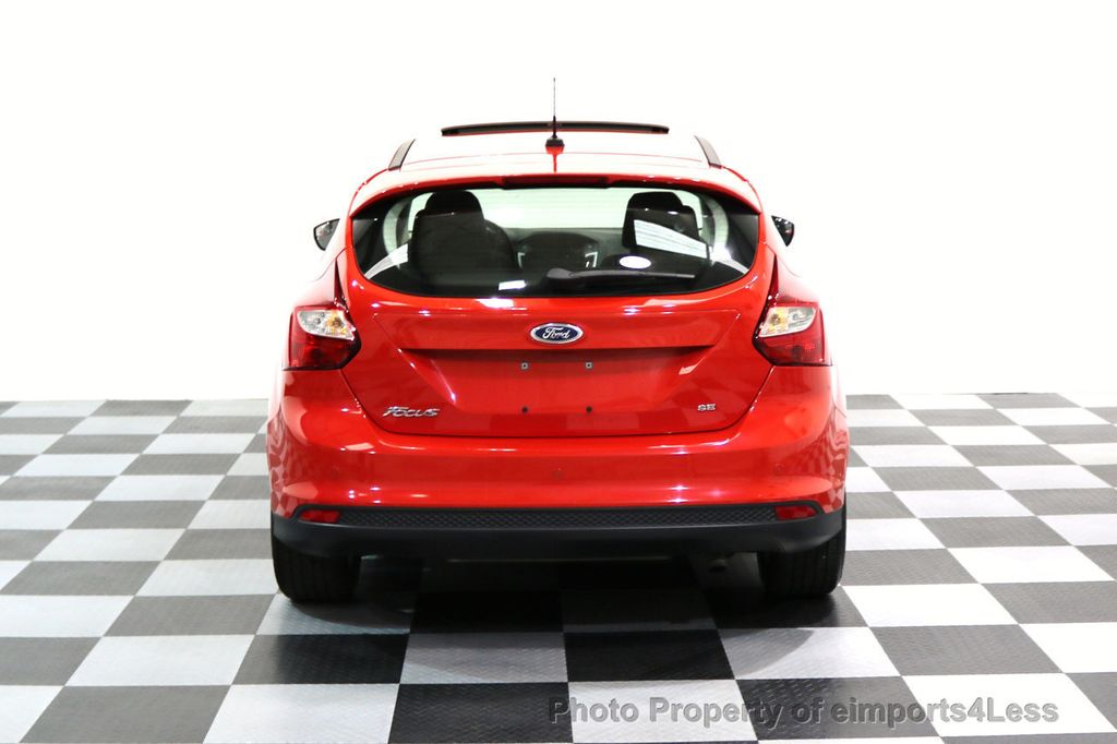 2014 Ford Focus CERTIFIED FOCUS SE SUNROOF - 17275699 - 27