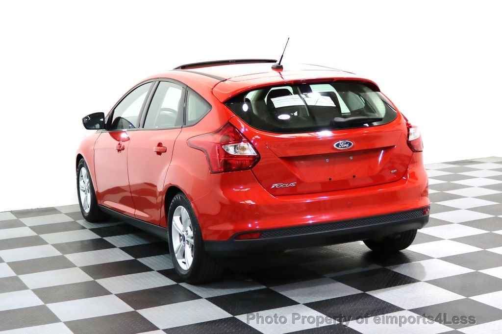 2014 Ford Focus CERTIFIED FOCUS SE SUNROOF - 17275699 - 2