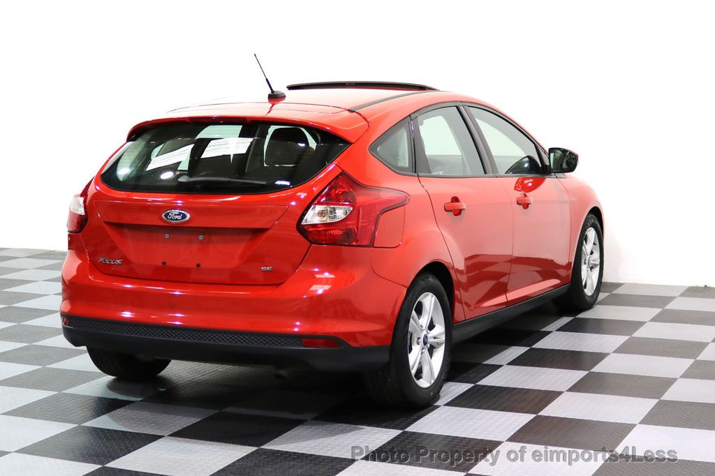 2014 Ford Focus CERTIFIED FOCUS SE SUNROOF - 17275699 - 3