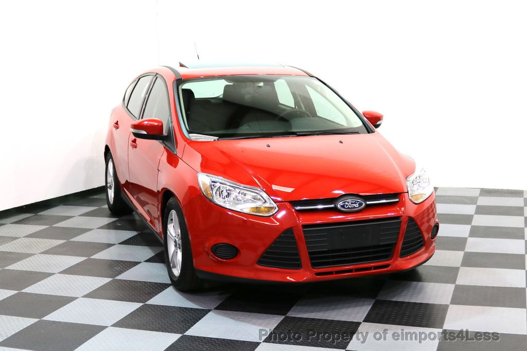 2014 Ford Focus CERTIFIED FOCUS SE SUNROOF - 17275699 - 41