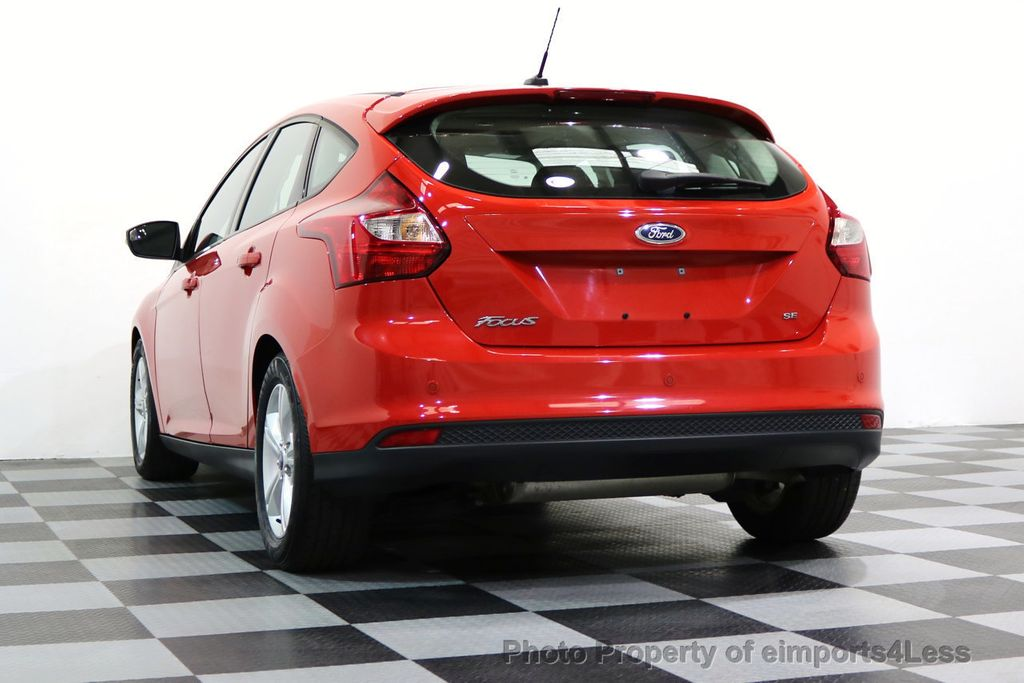 2014 Ford Focus CERTIFIED FOCUS SE SUNROOF - 17275699 - 42