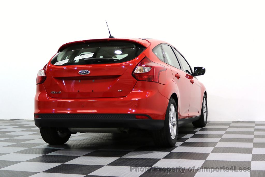 2014 Ford Focus CERTIFIED FOCUS SE SUNROOF - 17275699 - 43
