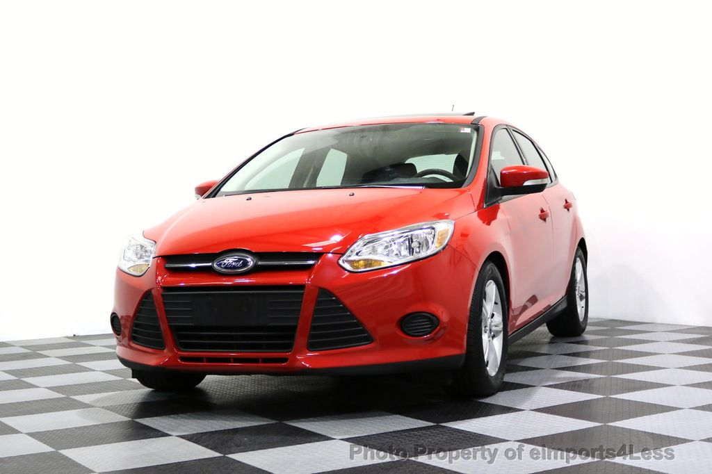 2014 Ford Focus CERTIFIED FOCUS SE SUNROOF - 17275699 - 44