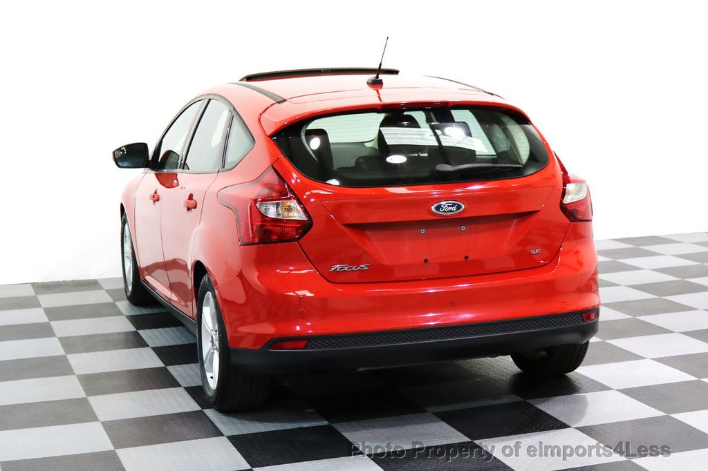 2014 Ford Focus CERTIFIED FOCUS SE SUNROOF - 17275699 - 45