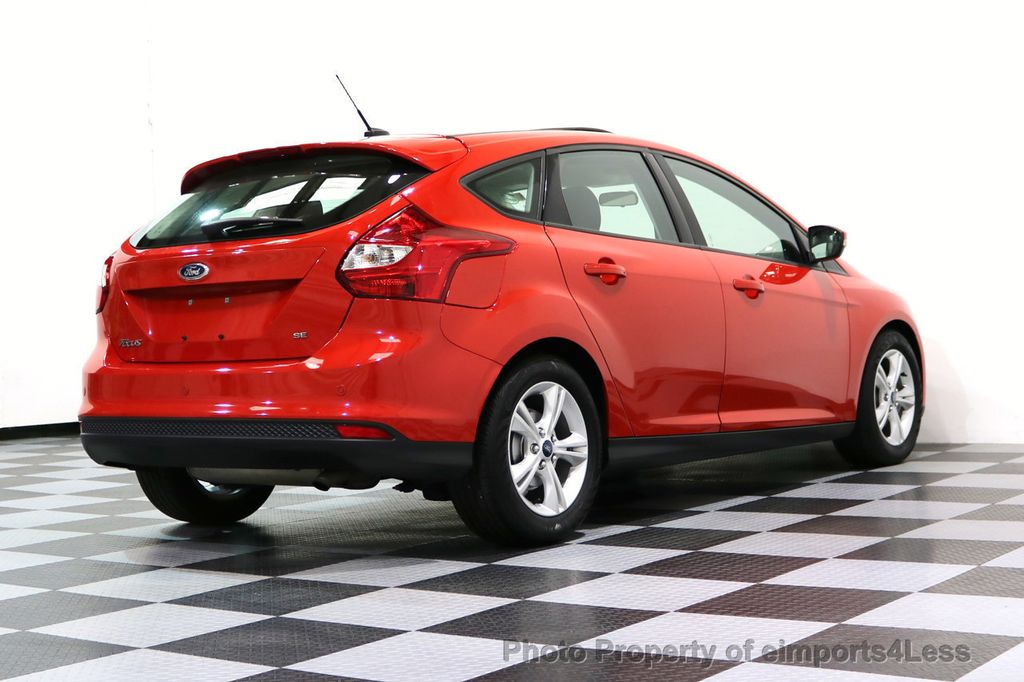 2014 Ford Focus CERTIFIED FOCUS SE SUNROOF - 17275699 - 46