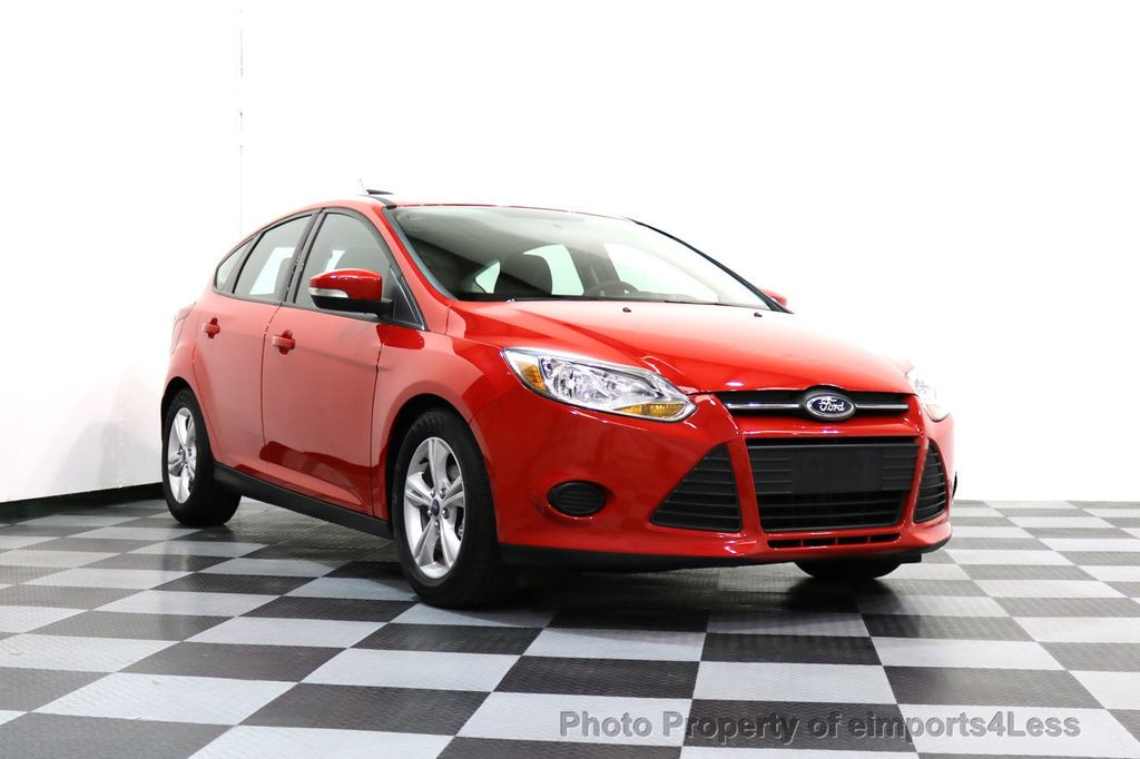 2014 Ford Focus CERTIFIED FOCUS SE SUNROOF - 17275699 - 47