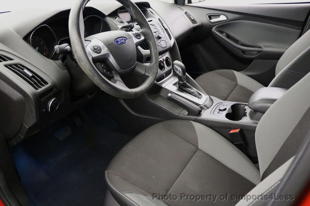 2014 Ford Focus CERTIFIED FOCUS SE SUNROOF - 17275699 - 5
