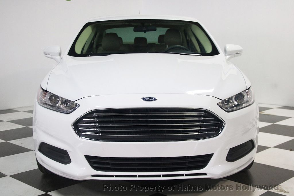 2014 Used Ford Fusion 4dr Sedan Se Fwd At Haims Motors Serving Fort Lauderdale Hollywood Miami