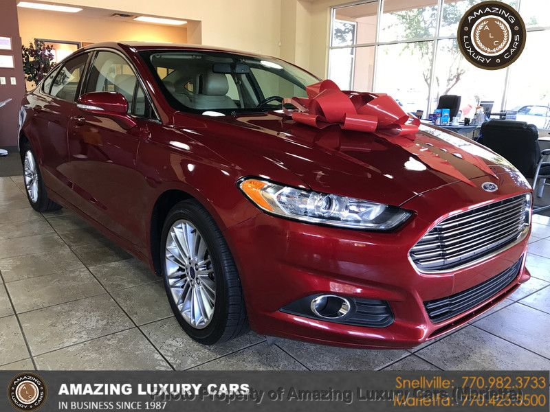 2014 Ford Fusion 4dr Sedan SE FWD - 18076341 - 0