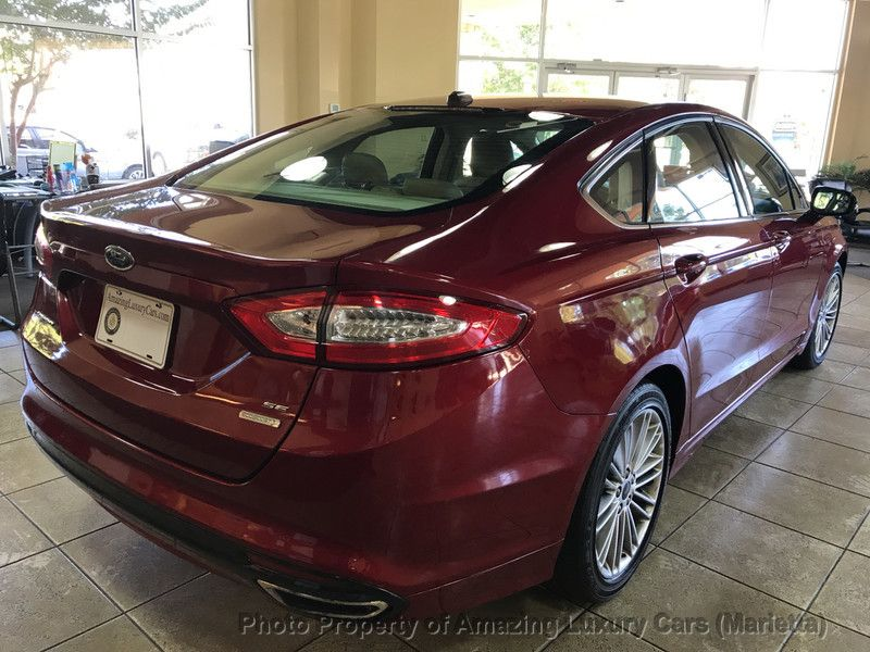 2014 Ford Fusion 4dr Sedan SE FWD - 18076341 - 11