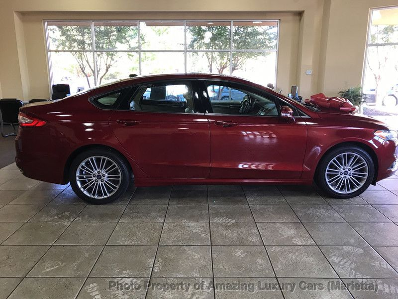 2014 Ford Fusion 4dr Sedan SE FWD - 18076341 - 12