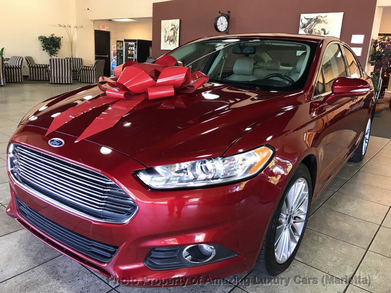2014 Ford Fusion 4dr Sedan SE FWD - 18076341 - 4