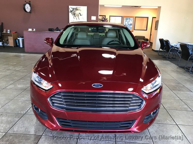 2014 Ford Fusion 4dr Sedan SE FWD - 18076341 - 55