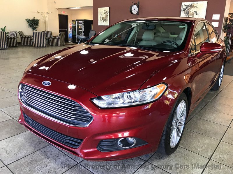 2014 Ford Fusion 4dr Sedan SE FWD - 18076341 - 56