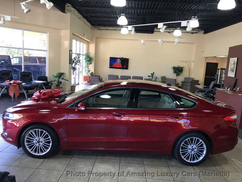 2014 Ford Fusion 4dr Sedan SE FWD - 18076341 - 5