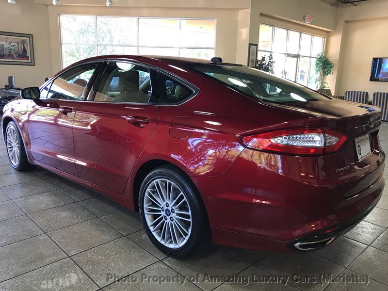 2014 Ford Fusion 4dr Sedan SE FWD - 18076341 - 6