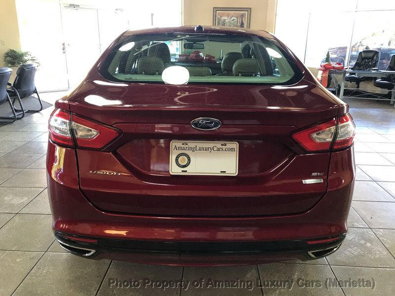 2014 Ford Fusion 4dr Sedan SE FWD - 18076341 - 8