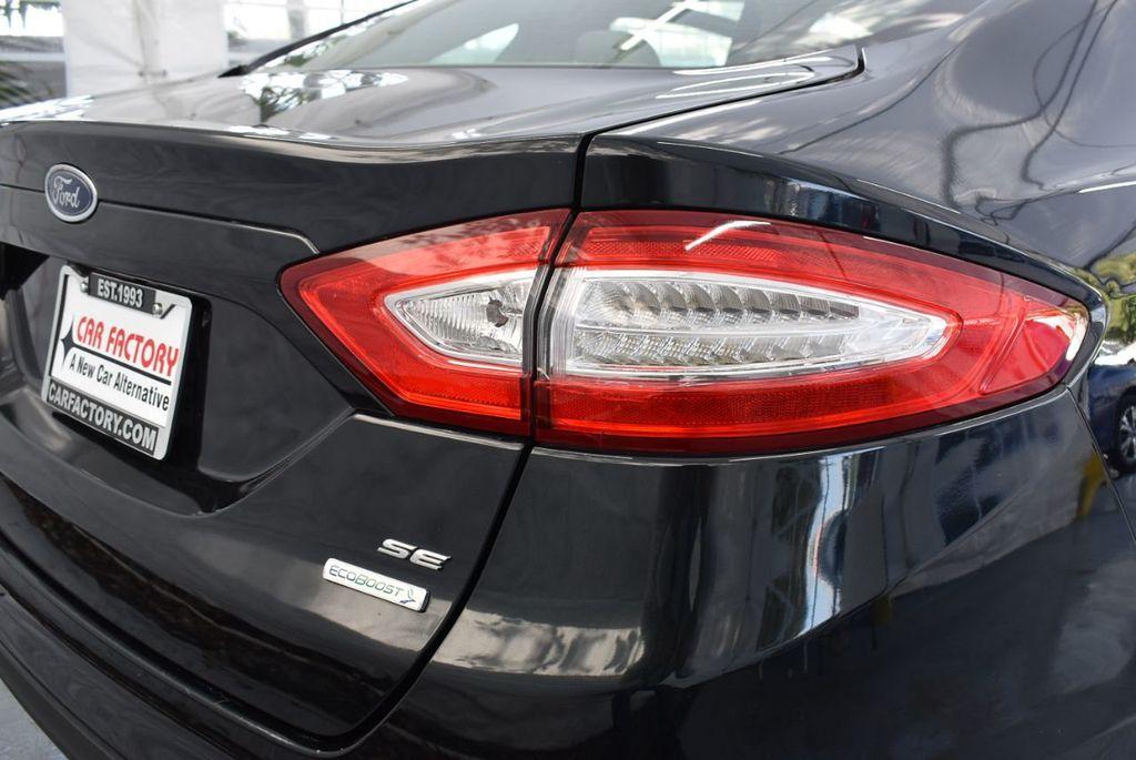 2014 Ford Fusion 4dr Sedan SE FWD - 18387258 - 1