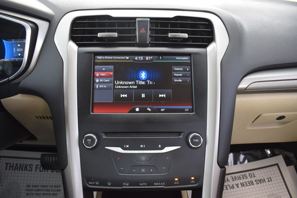 2014 Ford Fusion 4dr Sedan SE FWD - 18387258 - 24
