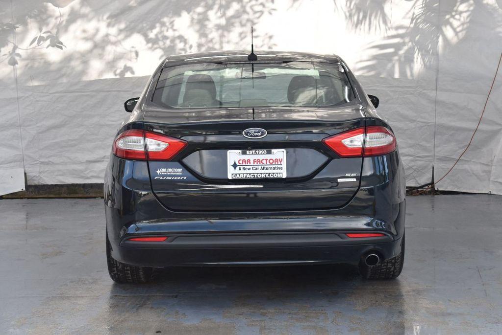 2014 Ford Fusion 4dr Sedan SE FWD - 18387258 - 7