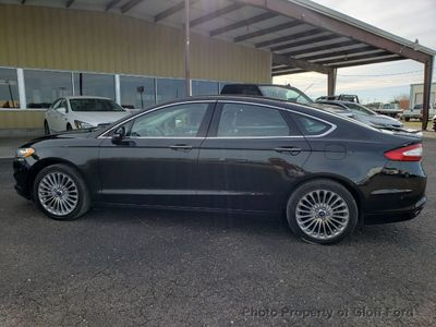 2014 Ford Fusion 4dr Sedan Titanium AWD - Click to see full-size photo viewer