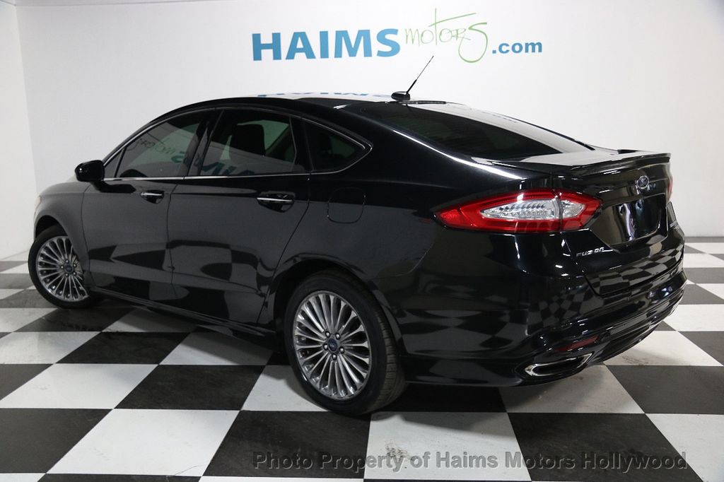 2014 Used Ford Fusion 4dr Sedan Titanium FWD at Haims ...