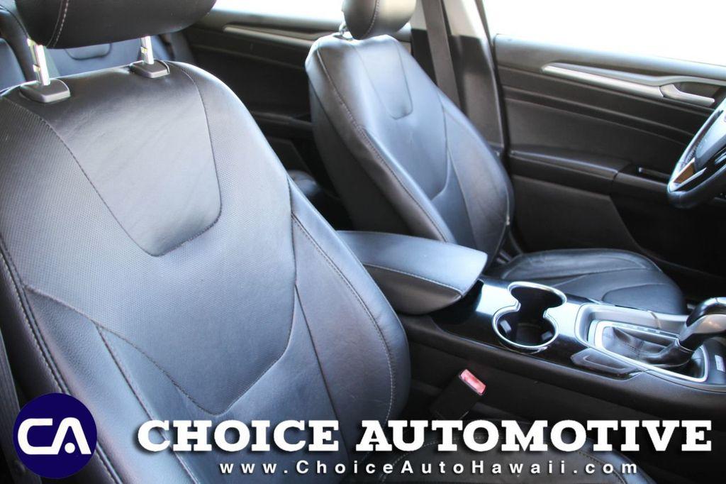 2014 Used Ford Fusion Awd Titanium Awd At Choice Automotive Serving Honolulu Hi Iid 20332818