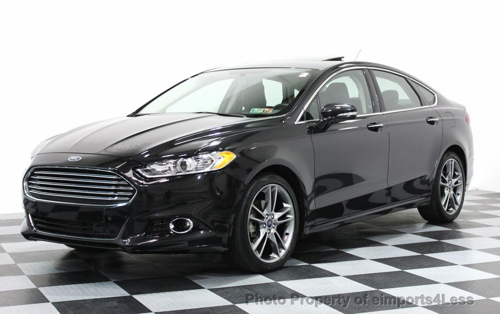 2014 used ford fusion certified fusion titanium awd sedan camera nav at eimports4less serving. Black Bedroom Furniture Sets. Home Design Ideas