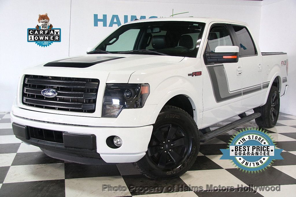 2014 Ford F-150  - 17328150 - 0