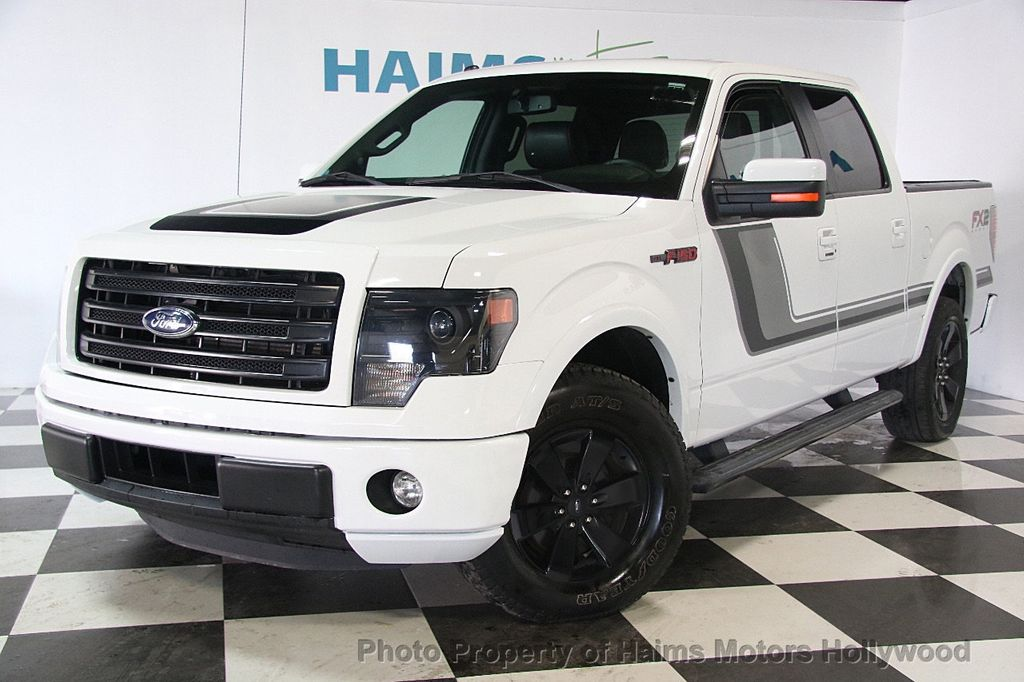 2014 Ford F-150  - 17328150 - 1