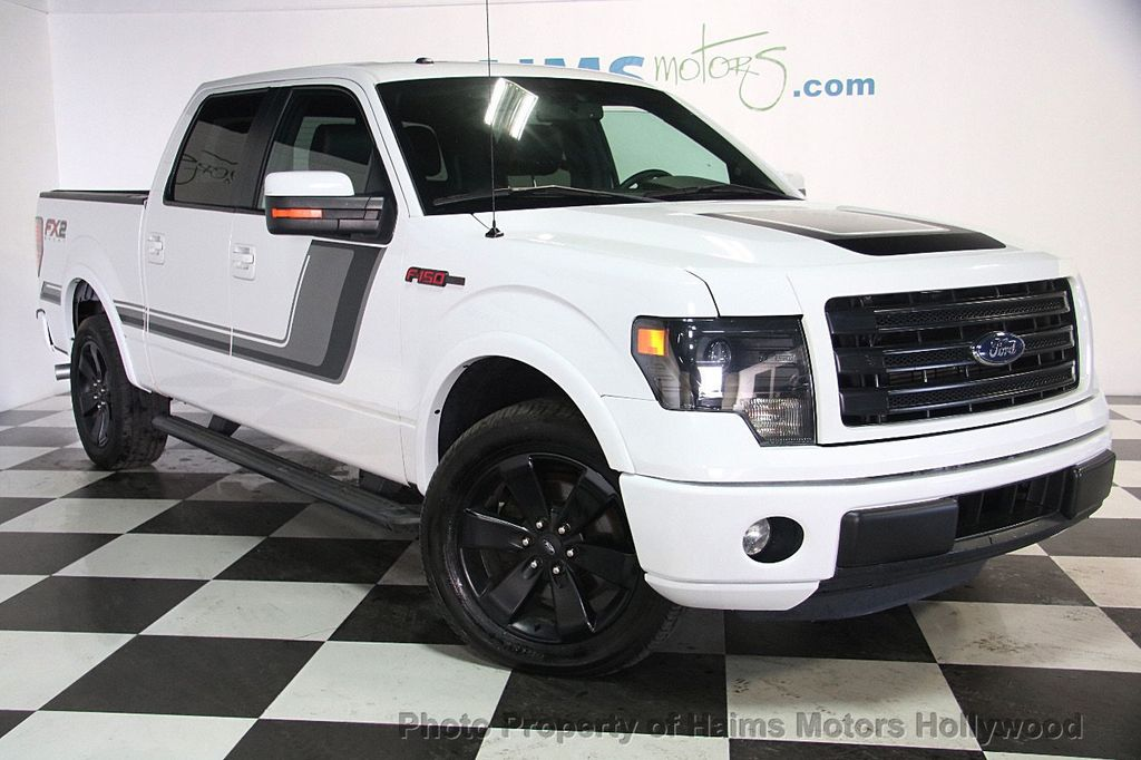 2014 Ford F-150  - 17328150 - 3