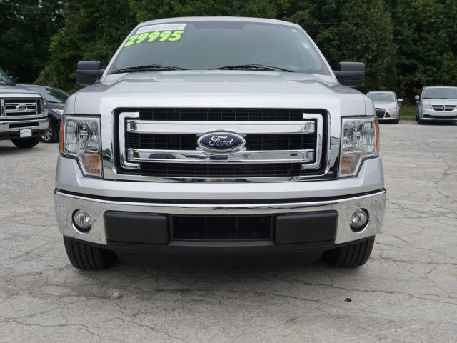 2014 Ford F-150  - 14138525 - 8