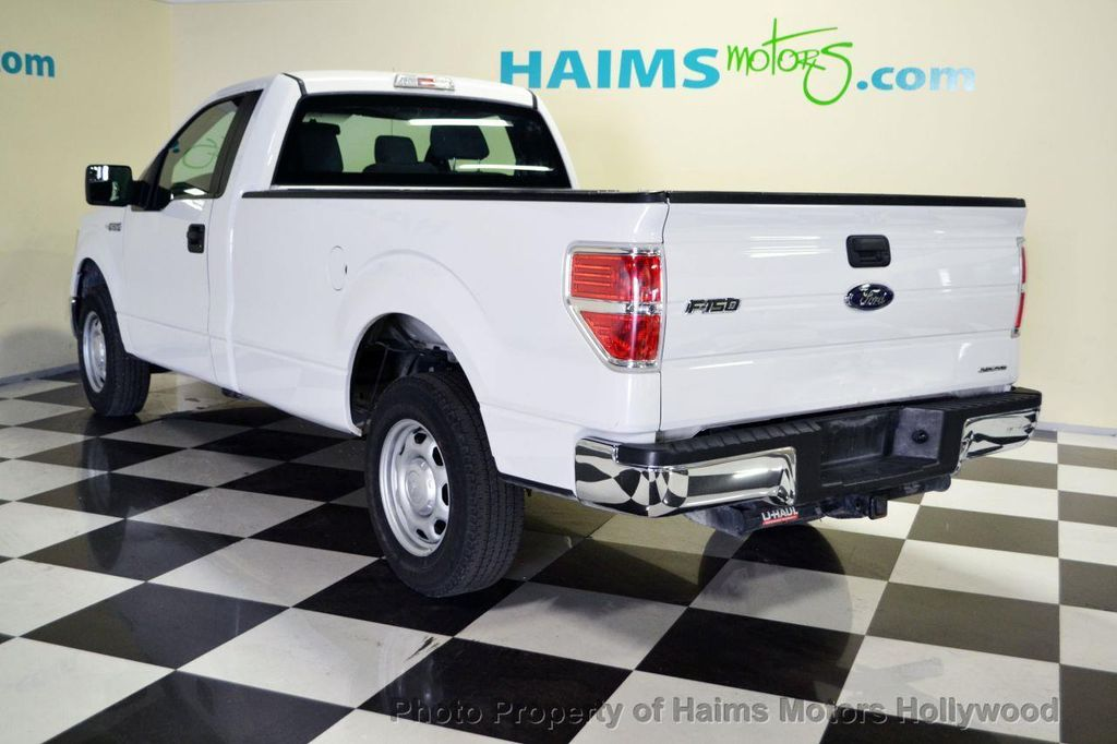 2014 used ford f 150 2wd reg cab 126 fx2 at haims motors serving fort lauderdale hollywood. Black Bedroom Furniture Sets. Home Design Ideas