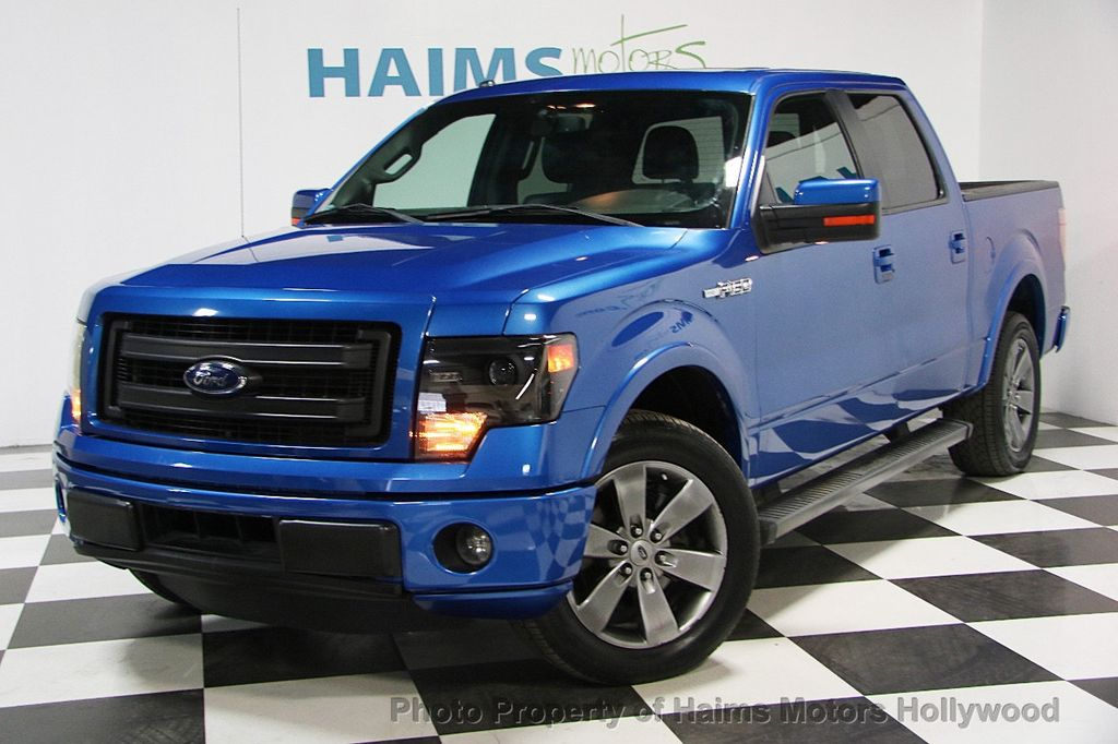 "2014 used ford f-150 2wd supercab 145"" fx2 at haims motors serving"