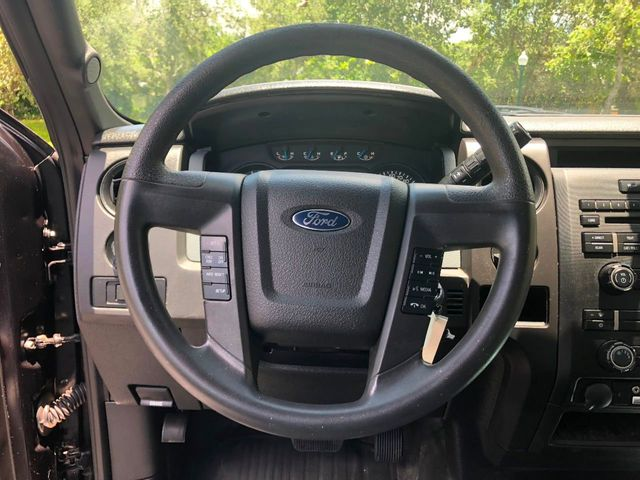 "2014 Ford F-150 2WD SuperCab 145"" STX - Click to see full-size photo viewer"