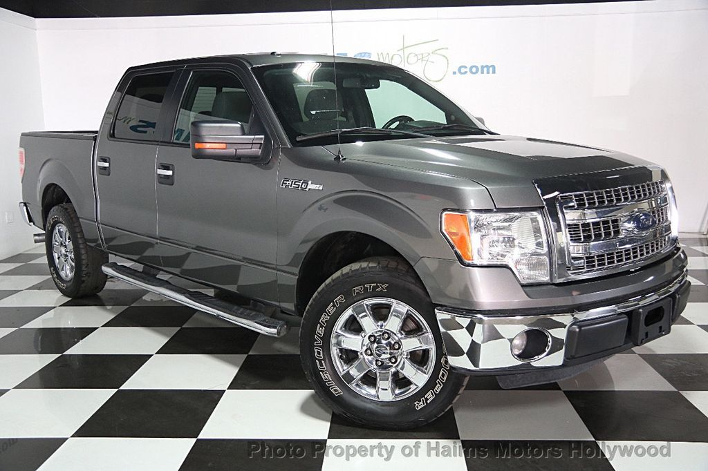 2014 used ford f 150 2wd supercrew 145 fx2 at haims motors serving fort lauderdale hollywood. Black Bedroom Furniture Sets. Home Design Ideas