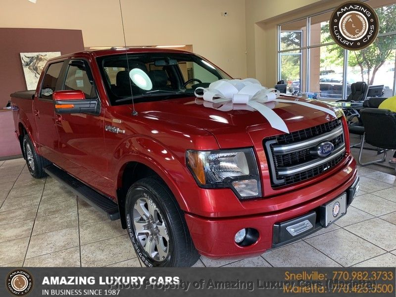 "2014 Ford F-150 2WD SuperCrew 145"" FX2 - 18996928 - 0"