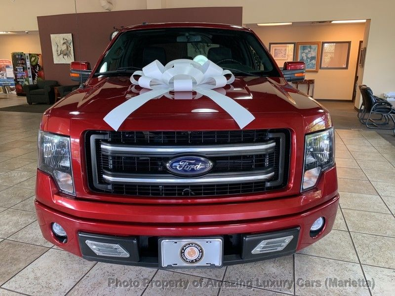 "2014 Ford F-150 2WD SuperCrew 145"" FX2 - 18996928 - 2"