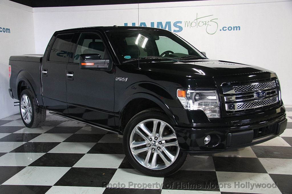 "2014 Ford F-150 2WD SuperCrew 145"" Limited - 17302278 - 3"