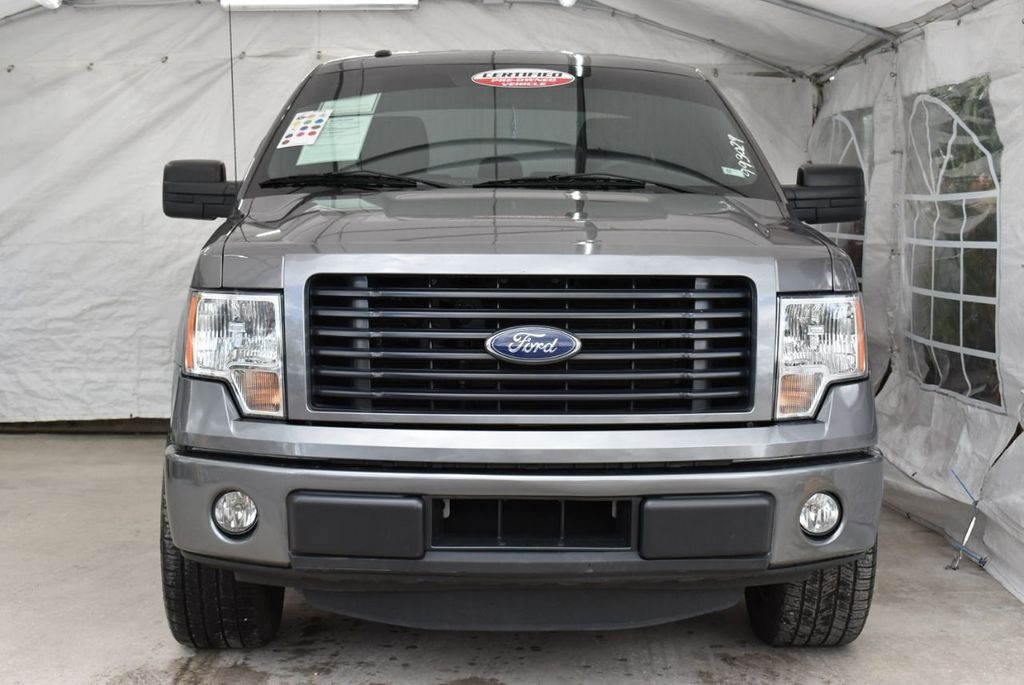 """2014 Ford F-150 2WD SuperCrew 145"""" XLT Truck Ford F-150 - 18649738 - 1"""