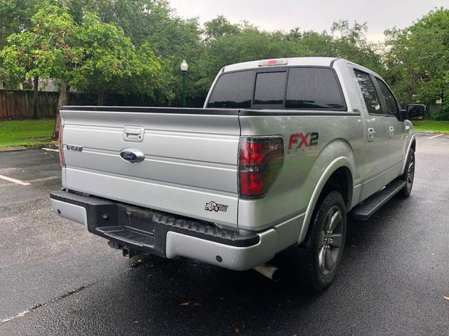 "2014 Ford F-150 2WD SuperCrew 157"" Lariat - Click to see full-size photo viewer"