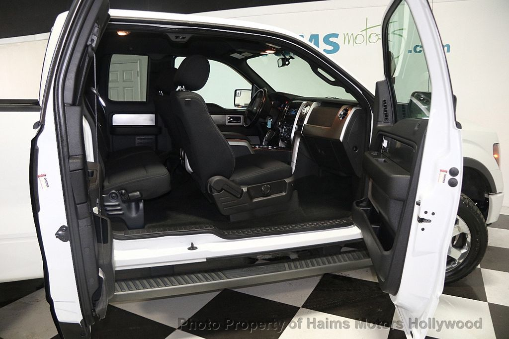 "2014 Ford F-150 4WD SuperCab 145"" FX4 - 16608204 - 13"