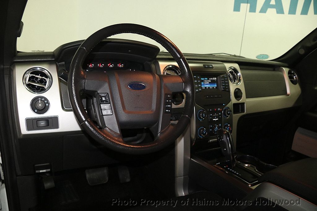 "2014 Ford F-150 4WD SuperCab 145"" FX4 - 16608204 - 18"