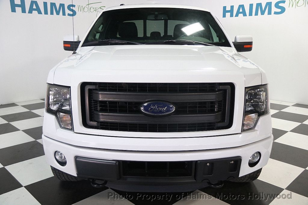 "2014 Ford F-150 4WD SuperCab 145"" FX4 - 16608204 - 1"