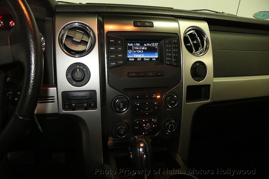 "2014 Ford F-150 4WD SuperCab 145"" FX4 - 16608204 - 19"