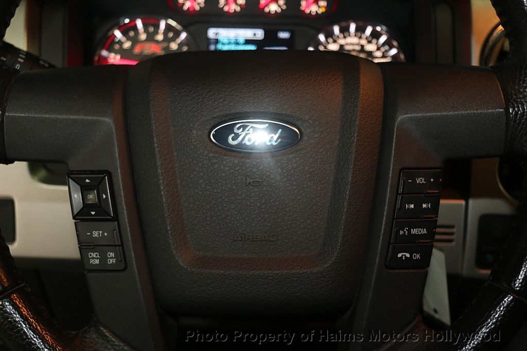 "2014 Ford F-150 4WD SuperCab 145"" FX4 - 16608204 - 26"
