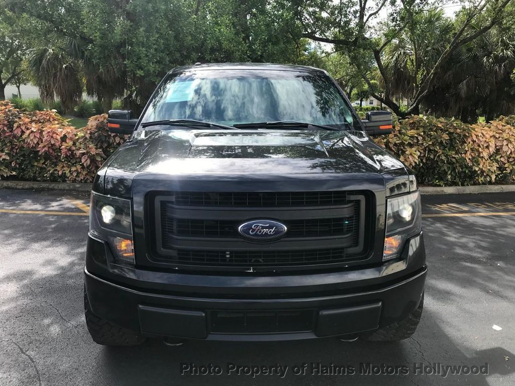 "2014 Ford F-150 4WD SuperCab 145"" FX4 - 18084638 - 1"